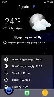 Download Türkmenistan Howa Maglumaty 4.0.0 Apk for android