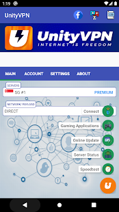 Download UnityVPN 1.17.0_274 Apk for android