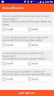 Download WBPHED Water Quality App (School and Anganwadi) 1.22 Apk for android