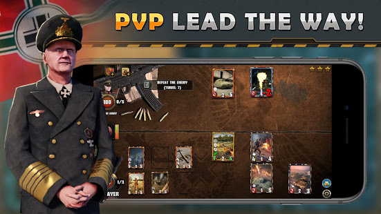 Download World War II: TCG - WW2 Strategy Card Game 2.3 and up Apk for android