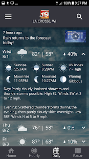 Download WXOW Weather 5.1.202 Apk for android
