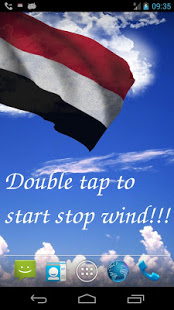 Download Yemen Flag Live Wallpaper 4.2.5 Apk for android