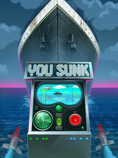 Download You Sunk - Submarine Torpedo Attack Apk for android