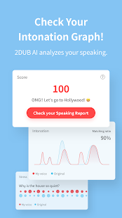 Download 2DUB - Speak Like a Movie Star 2.1.16 Apk for android