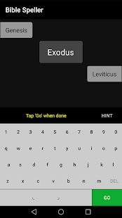 Download Bible Spelling Game – learn the books of the Bible 0.7.8316-Beta Apk for android