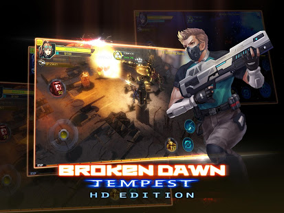Download Broken Dawn:Tempest HD 1.3.2 Apk for android