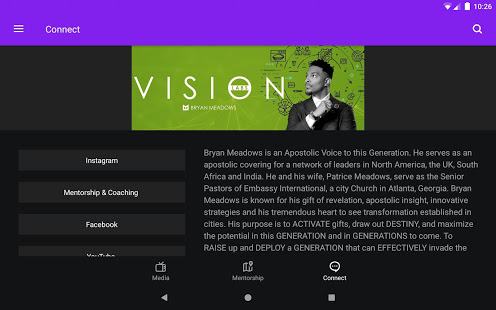 Download Bryan Meadows Ministry 5.10.1 Apk for android