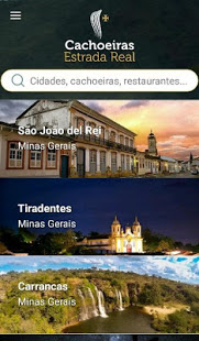 Download Cachoeiras Estrada Real 1.8 Apk for android