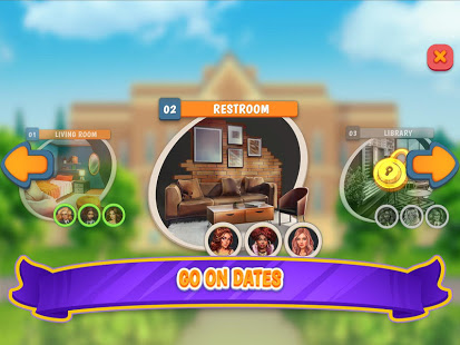 Download Campus: Date Sim 2.29 Apk for android
