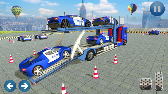 Download Car Transporter Truck Driver: Truck Driving Games 3.4 Apk for android