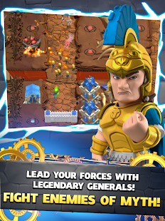 Download Century Siege: TD Battles 2.6.5 Apk for android
