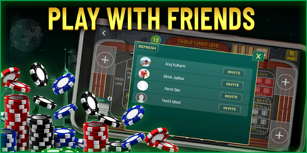 Download Craps Live Casino 2.0.0 Apk for android