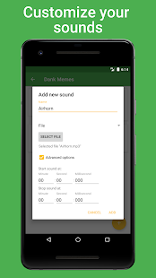Download Custom Soundboard - Create unique soundboards 5.4.1 Apk for android