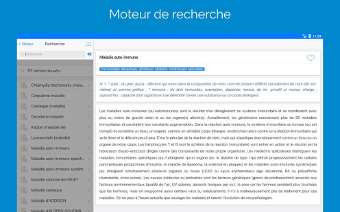 Download Dictionnaire Médical Apk for android