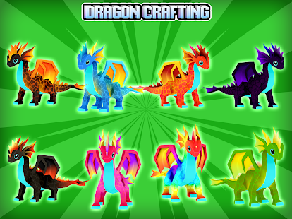 Download Dragon Craft 1.9.9 Apk for android