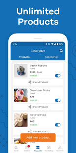 Download Dukaan -Create Free Online Store, #1 Digital Dukan 2.1.3.7 Apk for android
