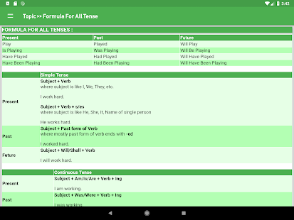 Download English Grammar Advanced 3.33 Apk for android