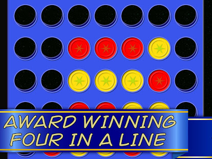 Download Four In A Line V+, solo and multiplayer 4 in a row 5.25.71 Apk for android