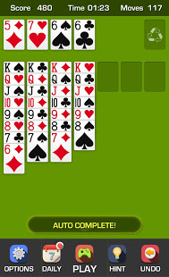 Download Free Solitaire Game 1.0.50 Apk for android