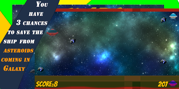 Download Galaxy Route: Free Endless Space Adventure 5.6 Apk for android