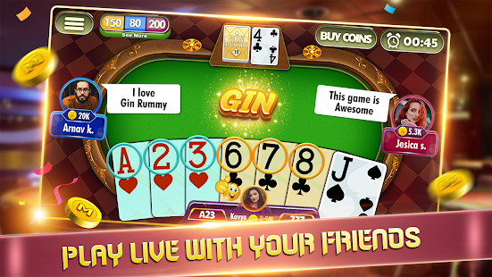 Download Gin Rummy 2.3 Apk for android