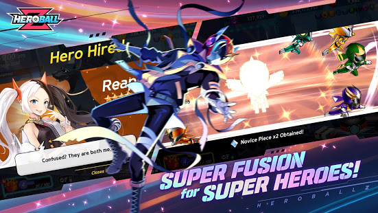 Download Hero Ball Z 0.22.1 Apk for android