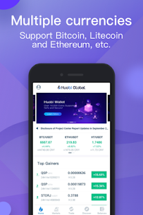 Download Huobi Global 6.0.9 Apk for android