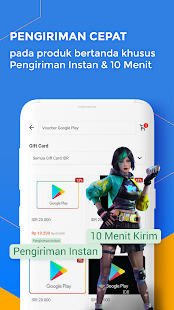 Download itemku Lite - Topup Game, Pulsa & items 2.11.10 Apk for android