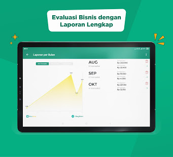 Download Kasir Pintar Free - Point of Sale & PPOB 4.8.3 Apk for android