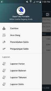 Download Kasir Toko Portable - Point of Sale 4.1.8 Apk for android