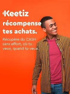 Download Keetiz, la récompense CASH 4.0.13 Apk for android