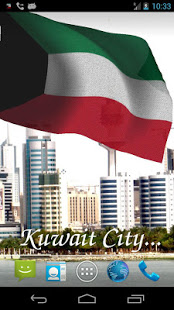 Download Kuwait Flag Live Wallpaper 4.2.5 Apk for android