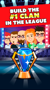 Download League of Gamers: Be an Esports Legend! 1.4.5 Apk for android