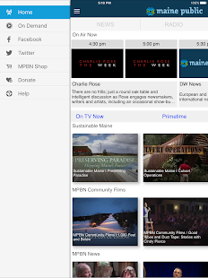 Download Maine Public Broadcasting App 4.4.63 Apk for android