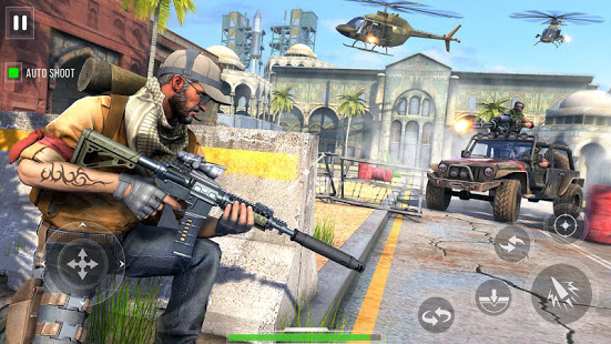 Download Modern Commando Shooting Mission: Army Games 2020 3.3 Apk for android