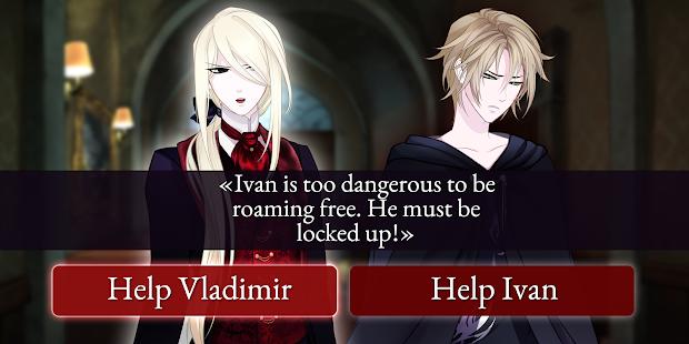 Download Moonlight Lovers: Vladimir - Dating Sim / Vampire 1.0.49 Apk for android