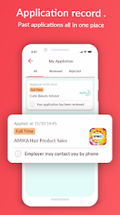 Download Moovup: Front-line jobs search & match in HongKong 2.9.5 Apk for android