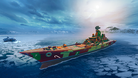 Download Naval Armada: Battleship craft and best ship games 3.75.3 Apk for android