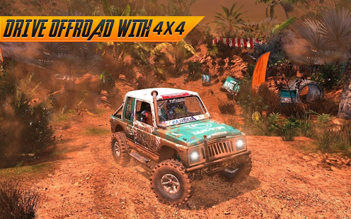 Download Off road 4X4 Jeep Racing Xtreme 3D 1.4.3 Apk for android