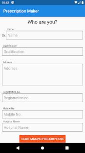 Download Prescription Maker 2.7.2 Apk for android