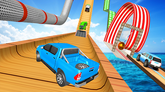 Download Real Jeep Racing 3D: 4x4 Ramp Stunt 0.1 Apk for android