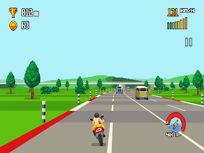 Download Retro Highway 1.0.42 Apk for android