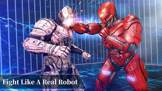 Download Robot Fighting Games - New Steel Robot Ring Battle 1.4 Apk for android