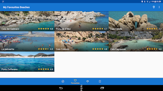 Download Sardinia Beaches 1.3.1-free Apk for android