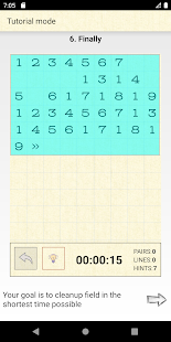 Download School Numbers Free Math Puzzle 2.41 Apk for android