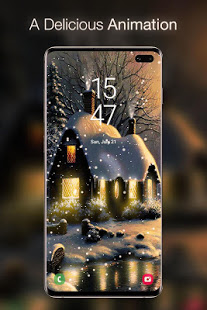 Download Snow Live Wallpaper 1.64 Apk for android