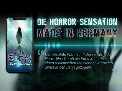 Download The Sign - Interaktiver Geister Horror 4.1 and up Apk for android