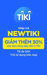 Download Tiki - Mua sắm online siêu tiện 4.64.0 Apk for android