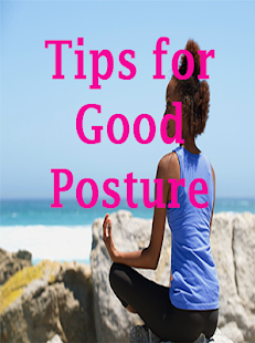 Download Tips for good posture 1.1 Apk for android