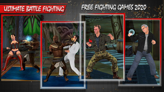 Download Ultimate battle fighting games 2021 1.6 Apk for android